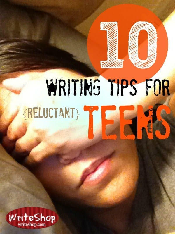 Writing-Truths-for-Reluctant-Teen-Writers