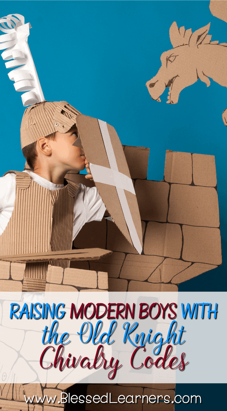 Raising-Modern-Boys-with-the-Old-Knight-Chivalry-Codes