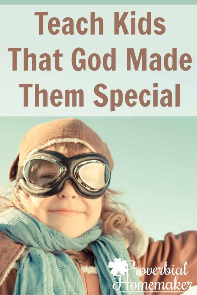 Teach-Kids-God-Made-Them-Special