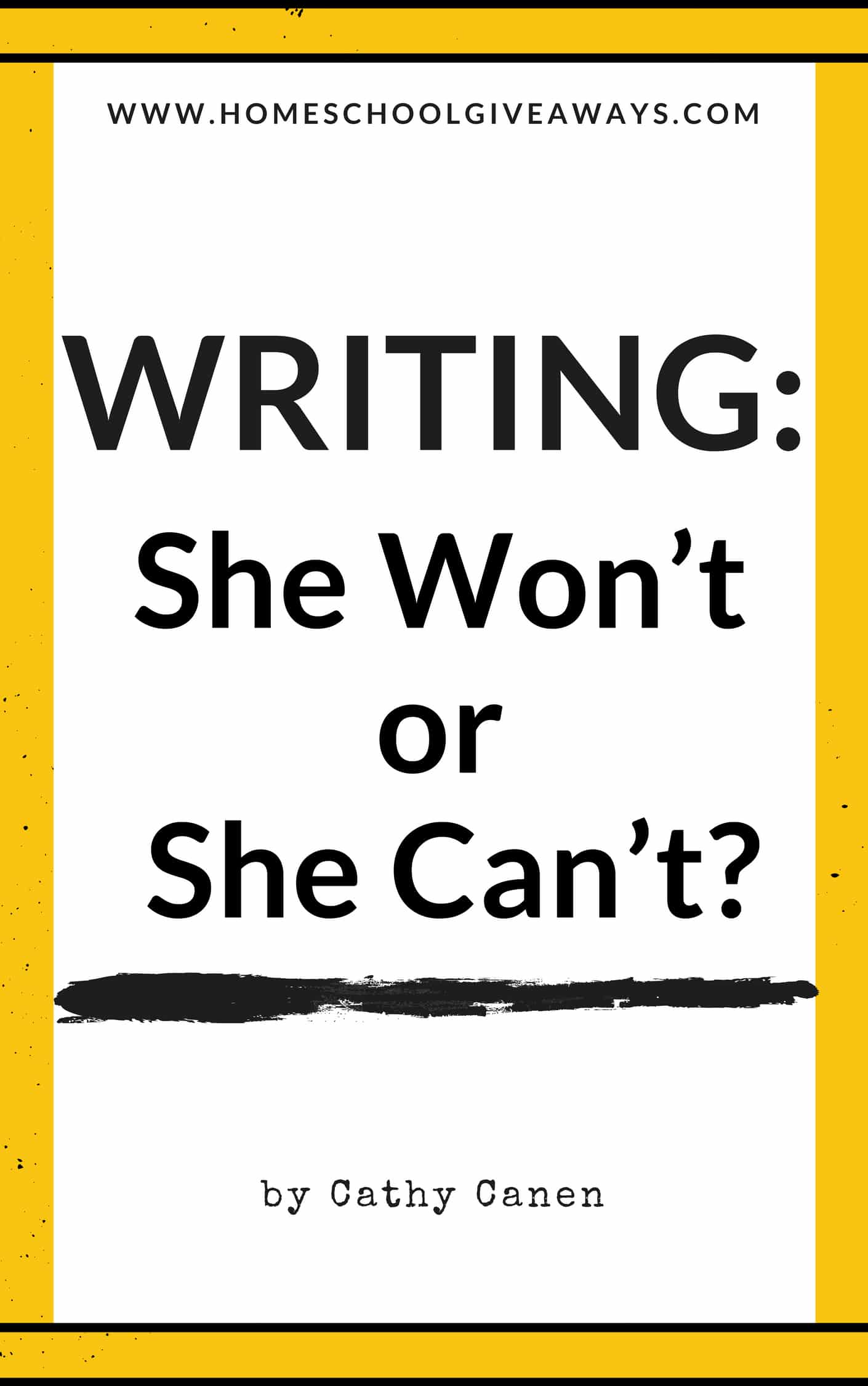 Writing_ she won't or she can't_-2