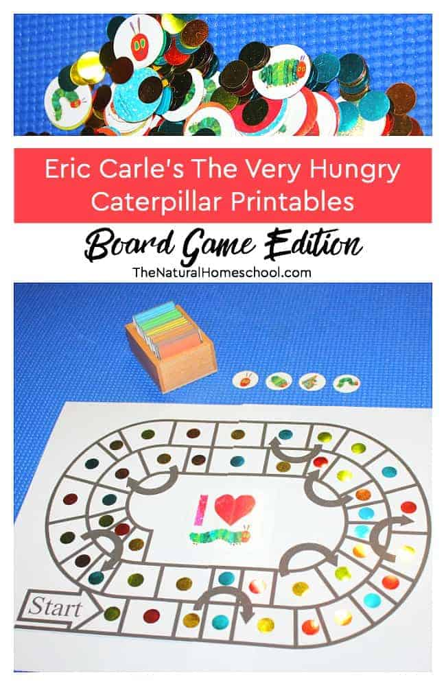 eric-carle-the-very-hungry-caterpillar-printables-Board-Game-Edition