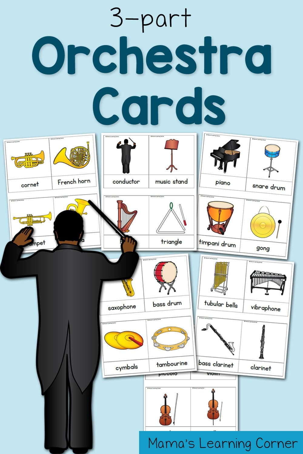 Orchestra-Cards