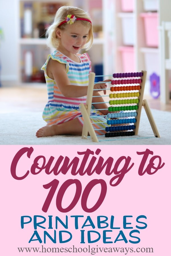 young girl playing with abacus