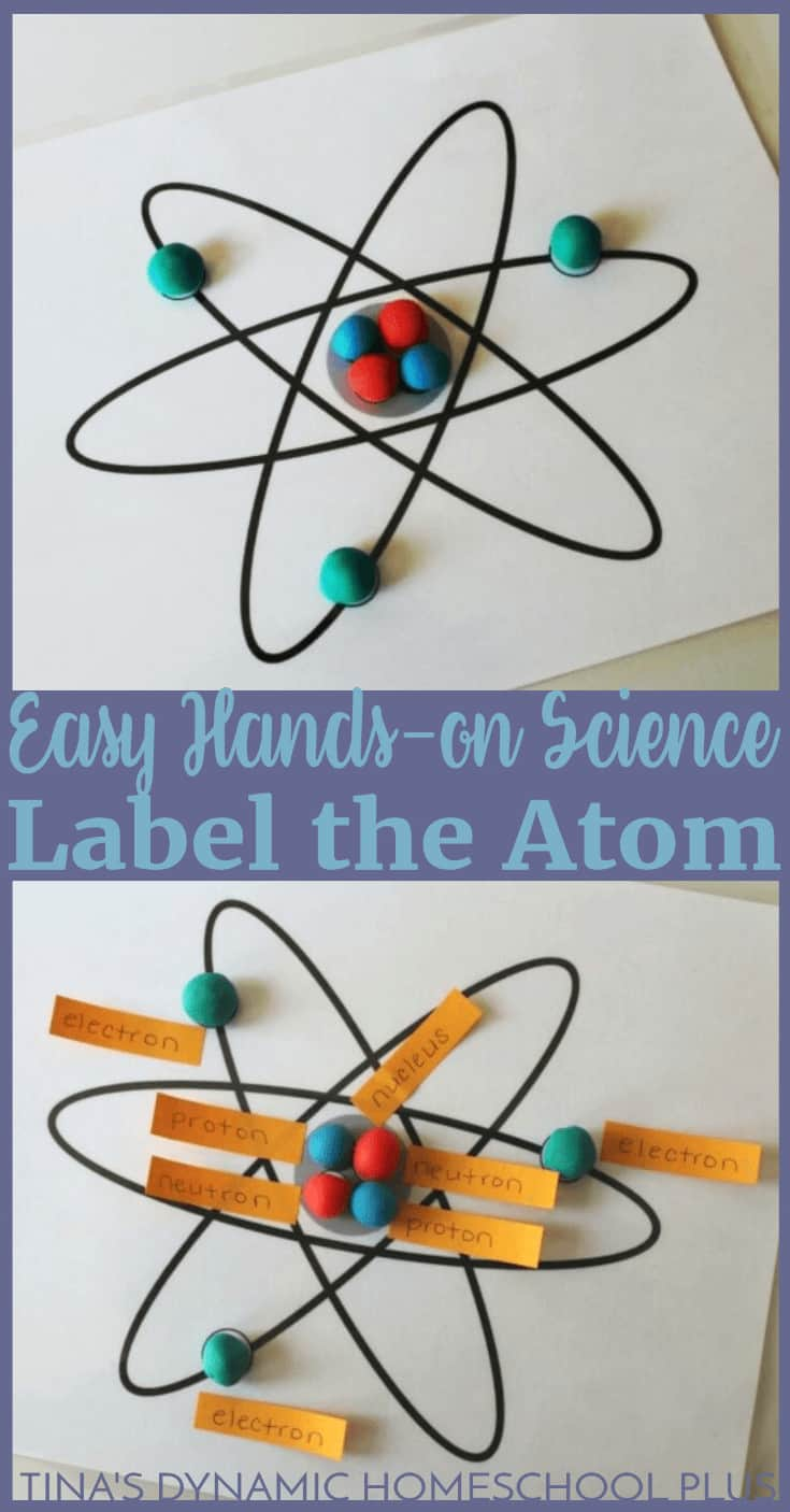 Easy-Hands-on-Science-Label-the-Atom