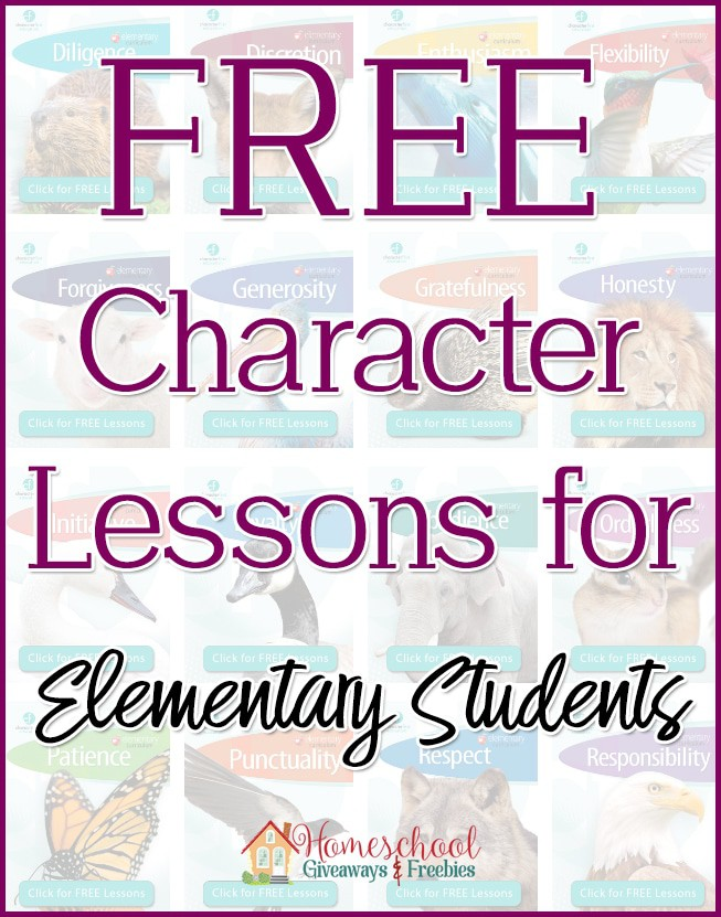 free-character-lessons