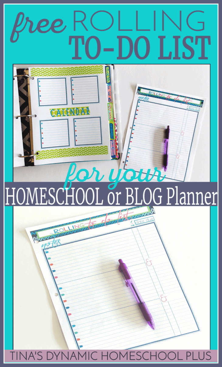 Free-Rolling-To-Do-List-for-your-Homeschool-or-Blog-Planner-@-Tinas-Dynamic-Homeschool-Plus