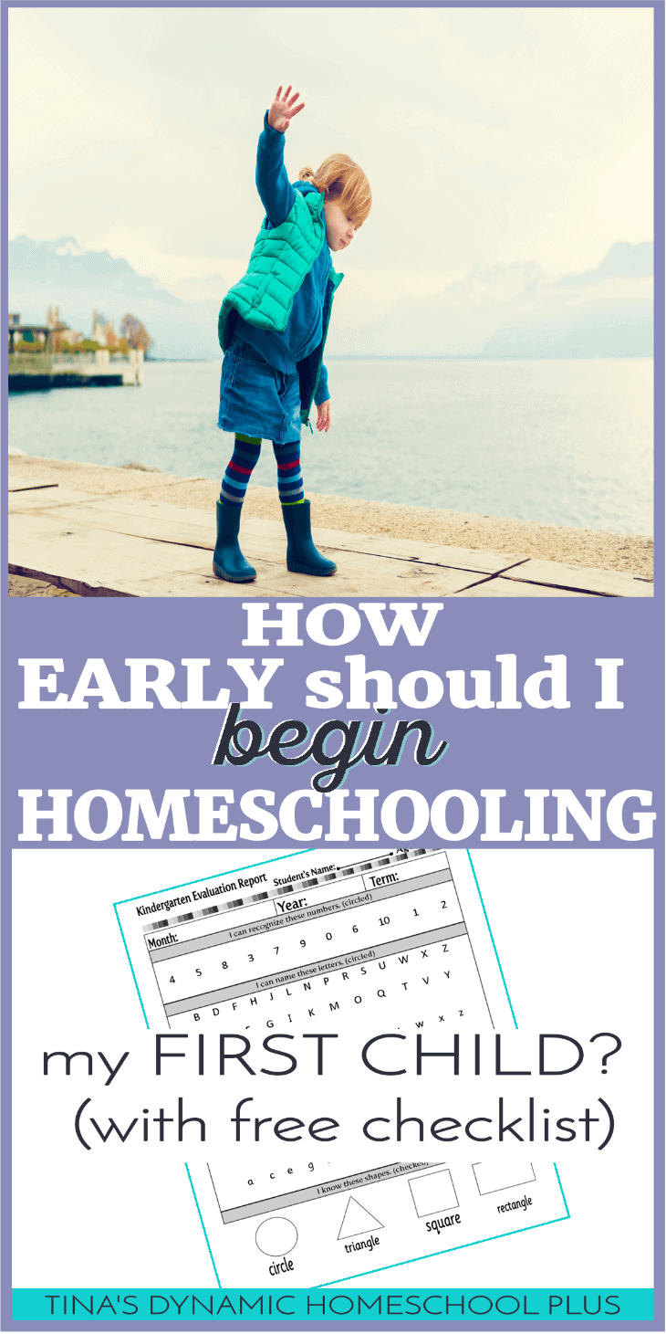 How-Early-Should-I-Begin-Homeschooling-My-First-Child-and-checklist