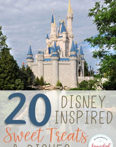 If you've ever been to Disney, you know just how amazing their food is. From the sweet treats to their delicious meals, your mouth will enjoy every bite. Can't wait for your next trip? These Disney Inspired recipes are sure to hit the spot! #Disney #food #Disneyfood #recipes