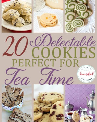 Whether you have little or big girls, tea time is like a right of passage. Bake up some of these delectable Tea Time Cookies for your next sips together! #teatime #cookies #moms #daughters