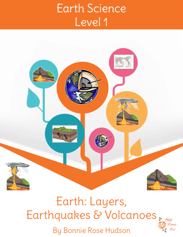 Earth-Layers, Earthquakes, and Volcanoes