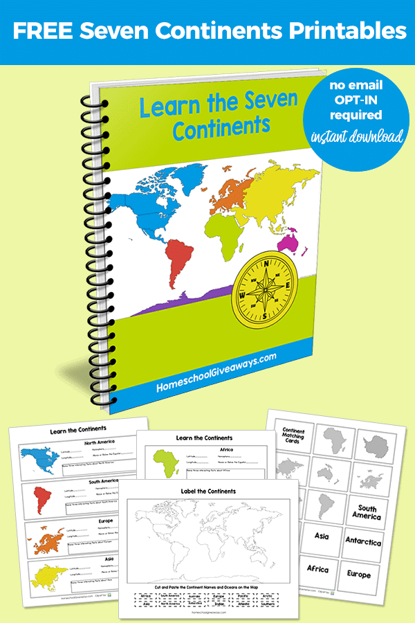 sample pages of the 7 Continents Download