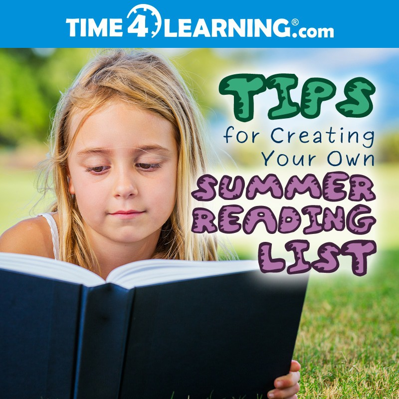 Summer Reading with Time4Learning