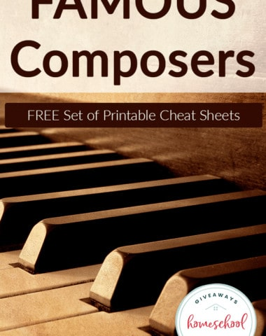 Famous-Composers-Cheat-Sheets