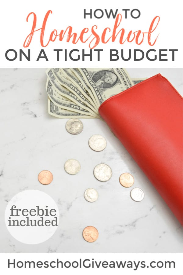 Are you thinking about homeschooling, but wondering if it can be done on a tight budget? You're not alone - and this post is for you! Free Strategy Guide included!