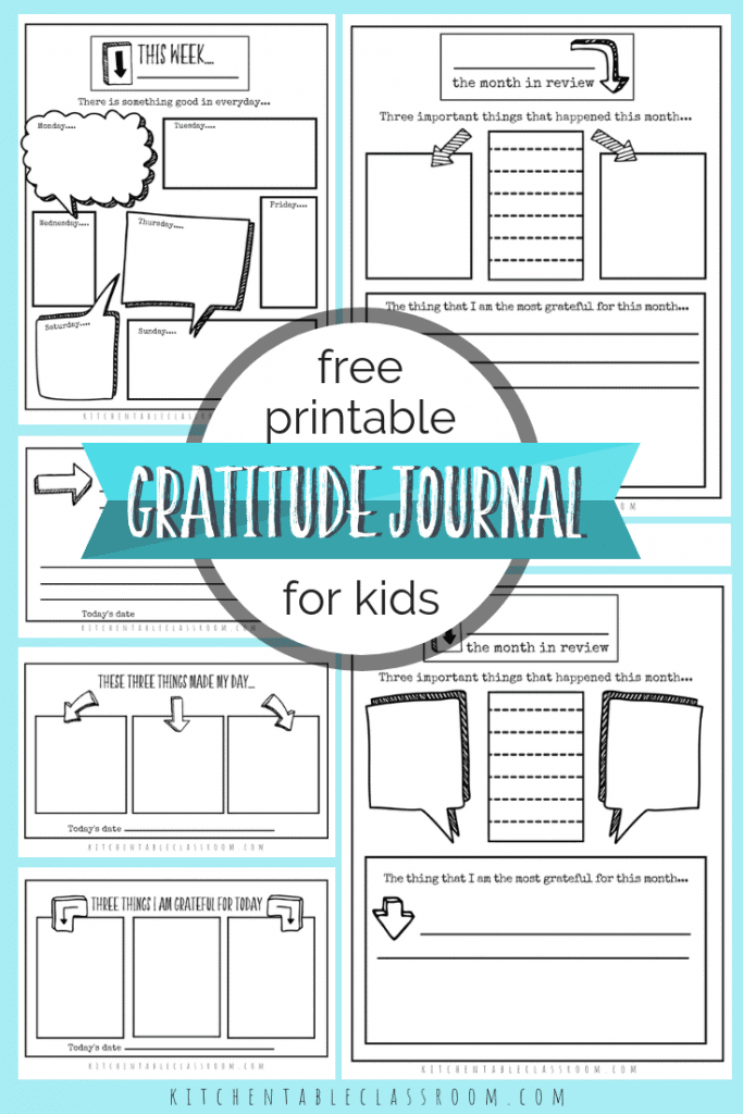 Free Printable Journal Writing Prompts On Gratitude Homeschool Giveaways