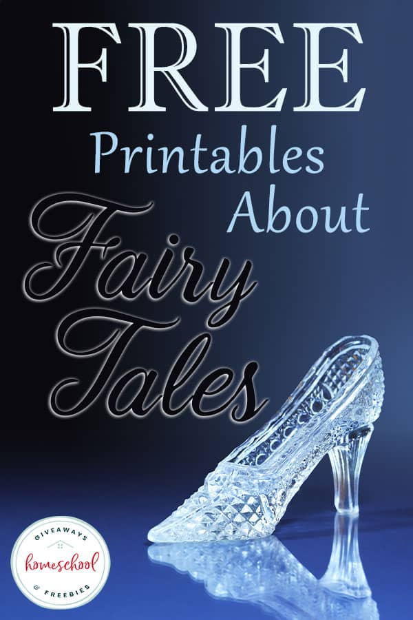 Check out these free printables perfect for fairy tale studies in your homeschool. #fairytales #unitstudy