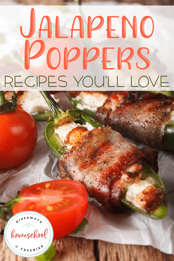 Does your family love jalapeno poppers? Now you can try a whole new way of eating your favorite flavor with these transformed recipes! #jalapenopoppers #jalapenos #recipes #hsgiveaways