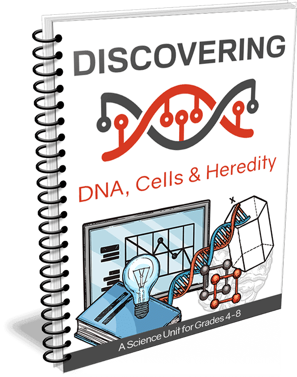 Free Discovering Dna  Cells And Heredity Unit For Grades 4