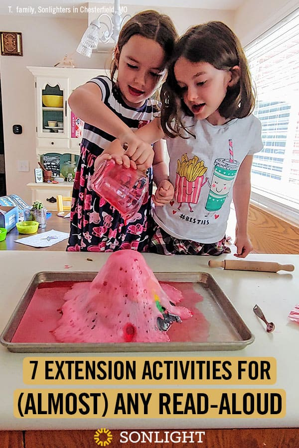 7 Extension Activities for (Almost) Any Read-Aloud