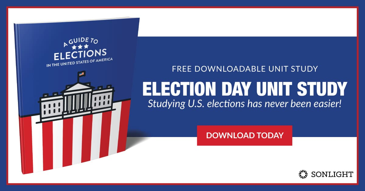 US Elections FREE Unit Study