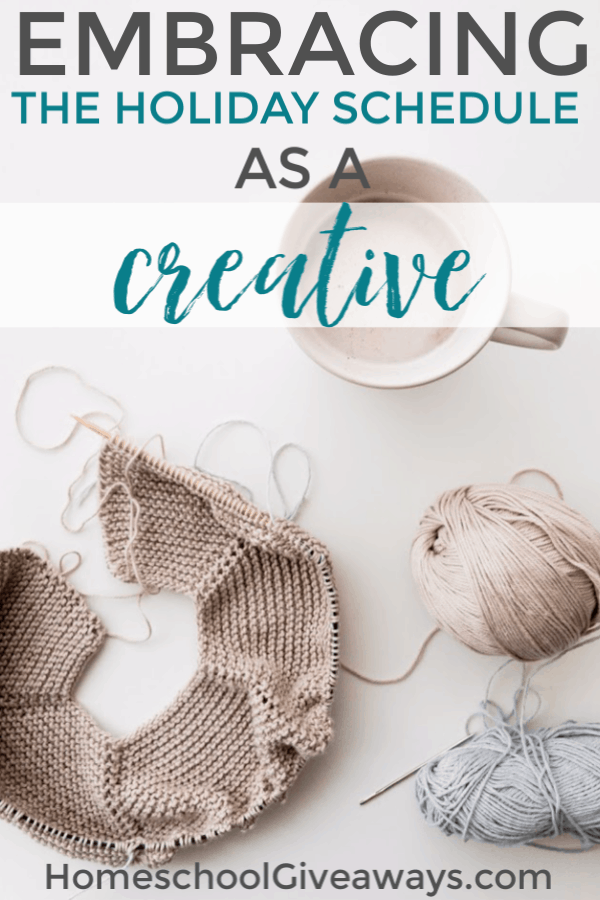 If you're a creative, then homeschooling allows you to embrace a flexible schedule during the holidays. You can even change up the kids' requirements and allow them to explore some of their hobbies and passions while you do the same! Here are 4 reasons why this is a good idea and a 50% off coupon to help you get started.