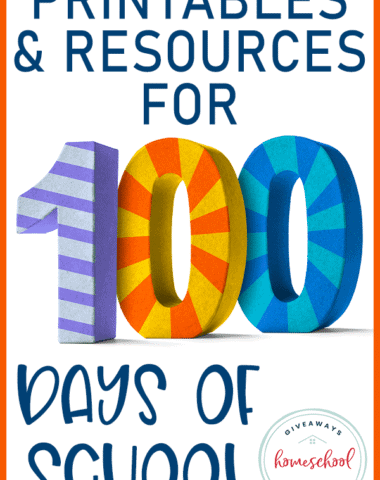 resources for the 100th day of school