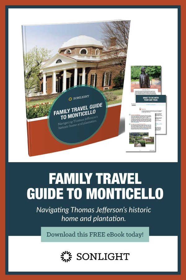 Navigating Thomas Jefferson's Monticello