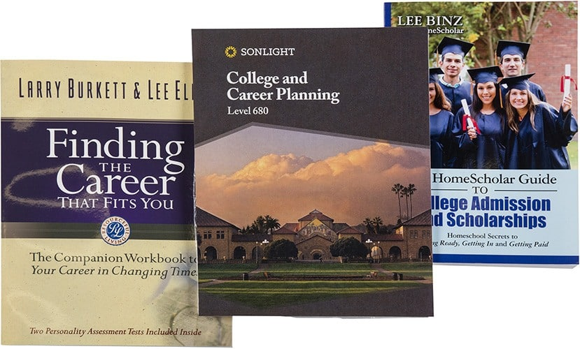 Sonlight's College and Career Planning Kit