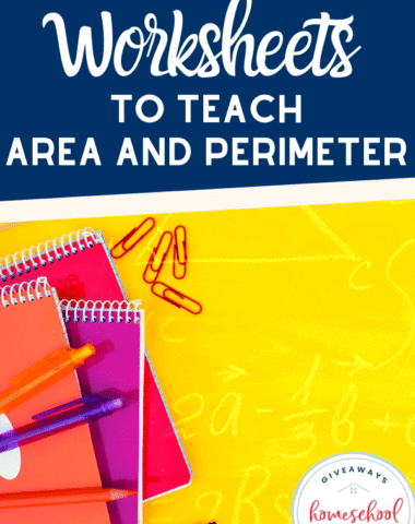 Worksheets to Teach Area and Perimeter.