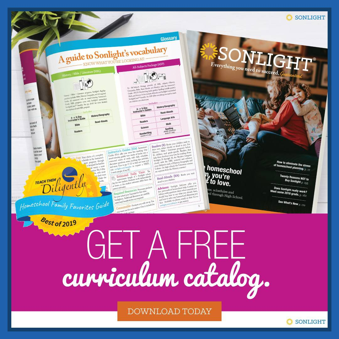 FREE SONLIGHT CATALOG