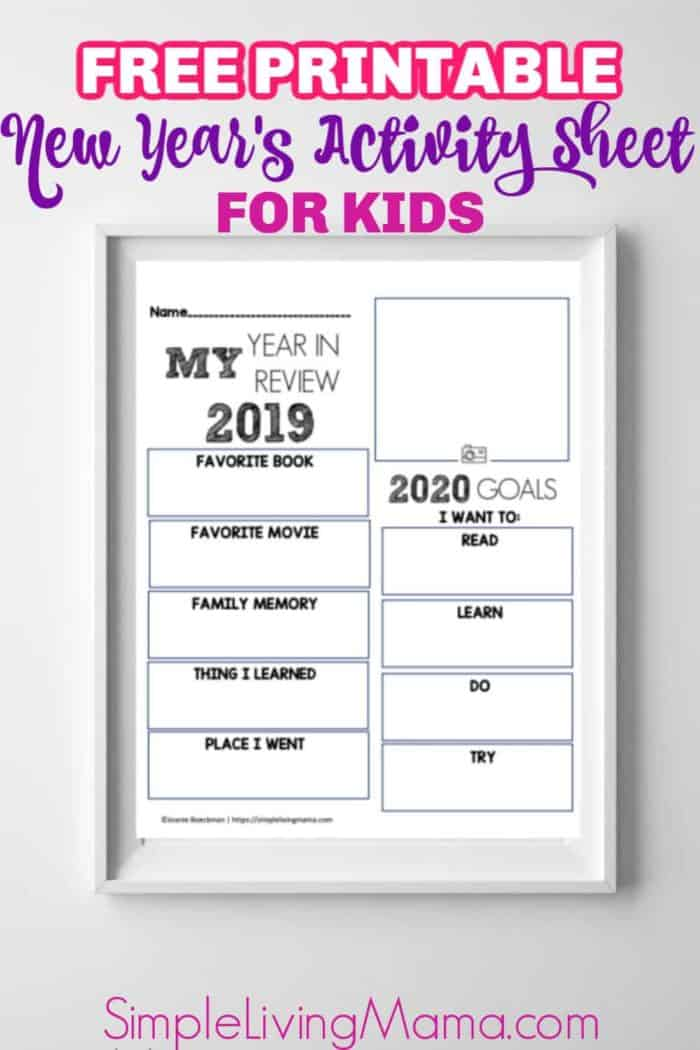 Free Goal Setting Printables Resources For Kids