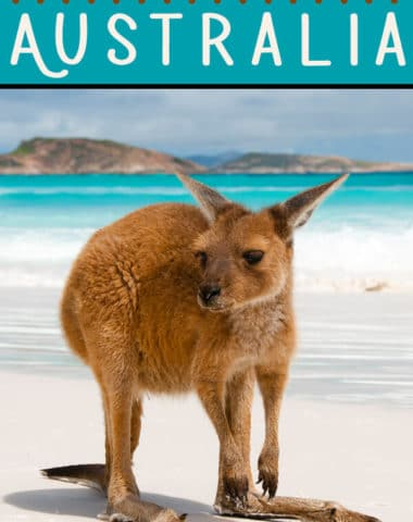 resources for studying Australia