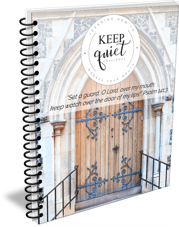 Women's Bible Study on Managing Your Mouth