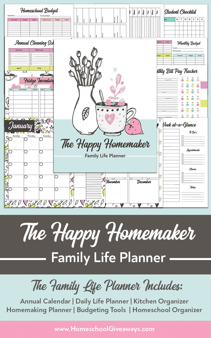 coffee cup and flowers with calendars and planners