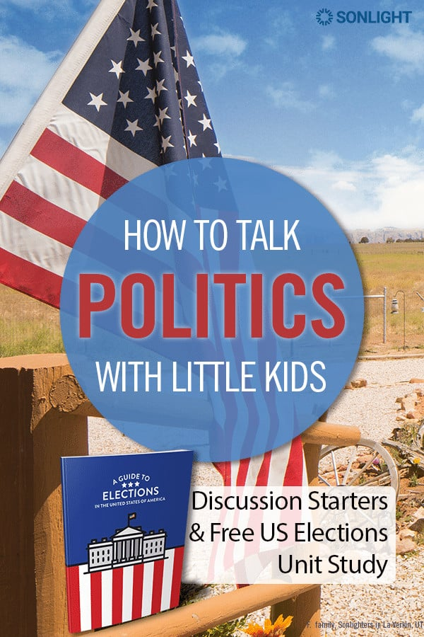 How to Talk Politics with Little Kids