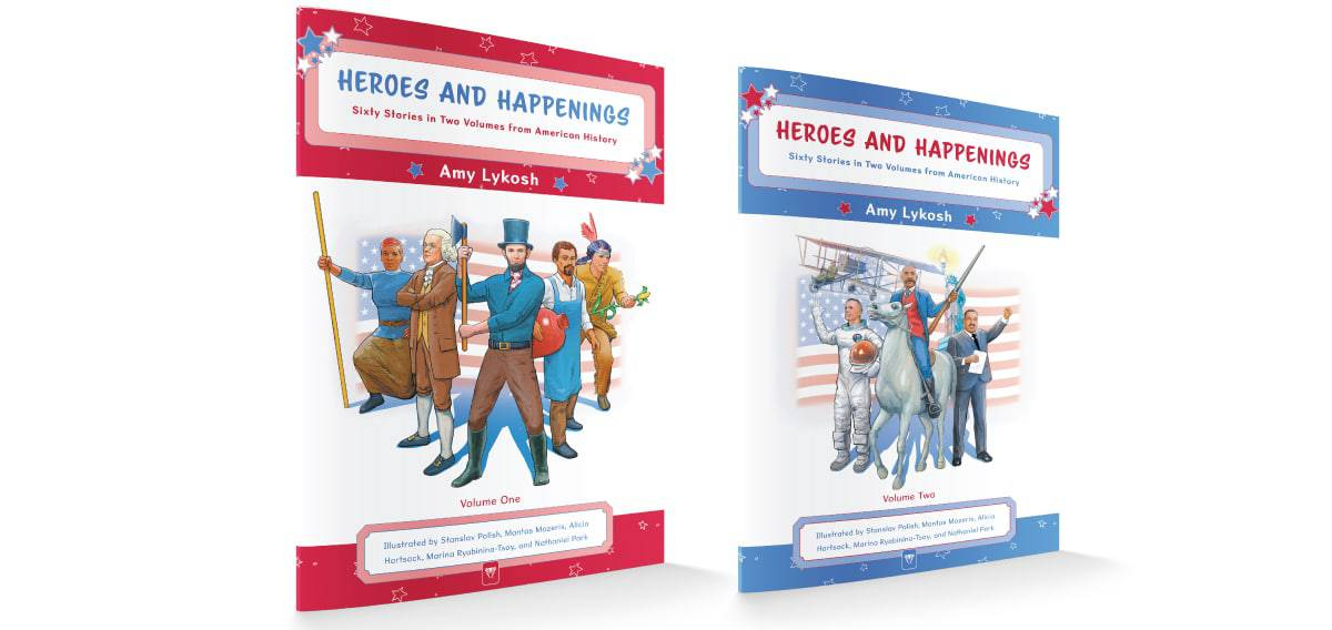 Heroes and Happenings Vols. 1 & 2