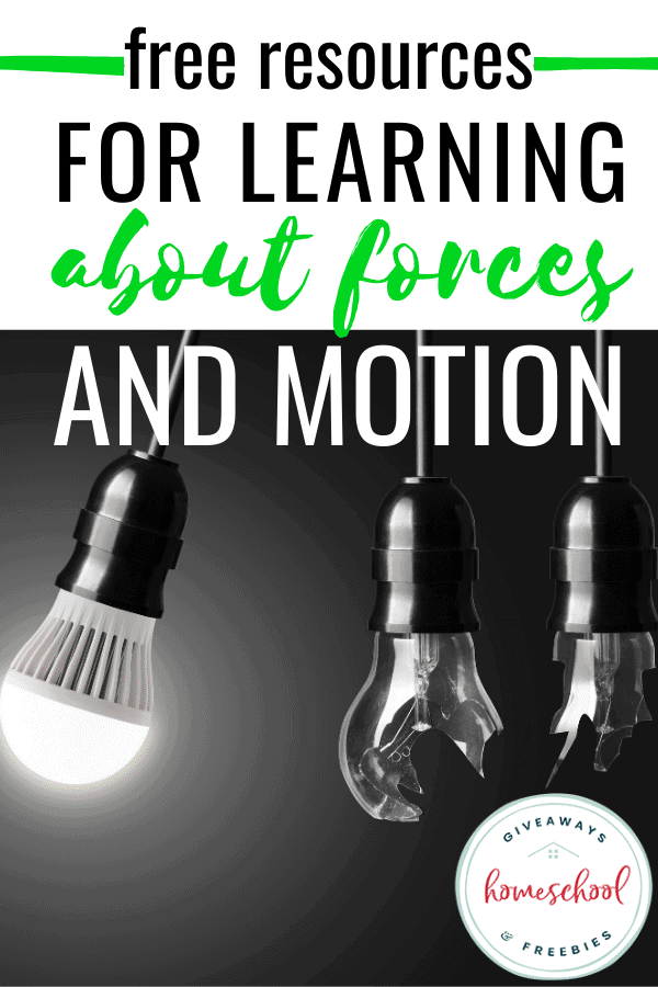 Free Resources for Learning About Forces and Motion. #forceandmotion #forceandmotionresources #sirisaacnewton
