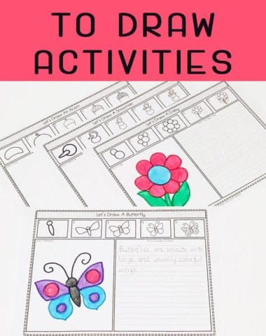 Learn to Draw Activities