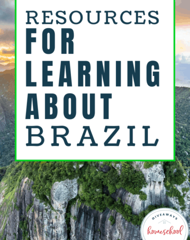Resources for Learning About Brazil. #Brazilresoruces #allaboutBrazil #Brazilprintables #learnaboutBrazil