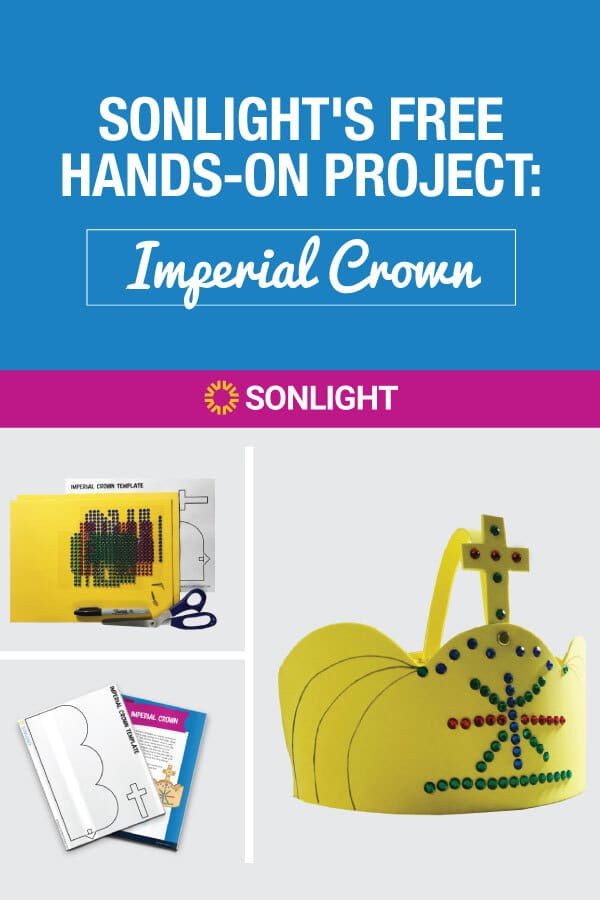Sonlight's Free Hands-on Project: Imperial Crown