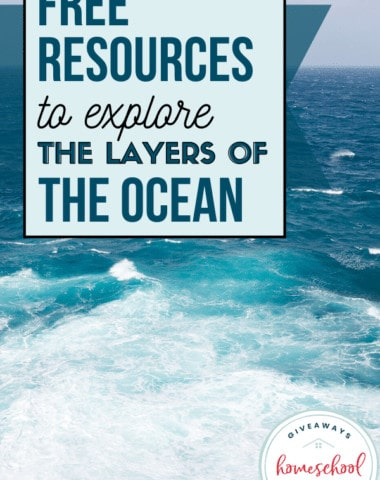 Free Resources to Explore the Layers of the Ocean. #layersoftheocean #oceanzones #allaboutoceanzones
