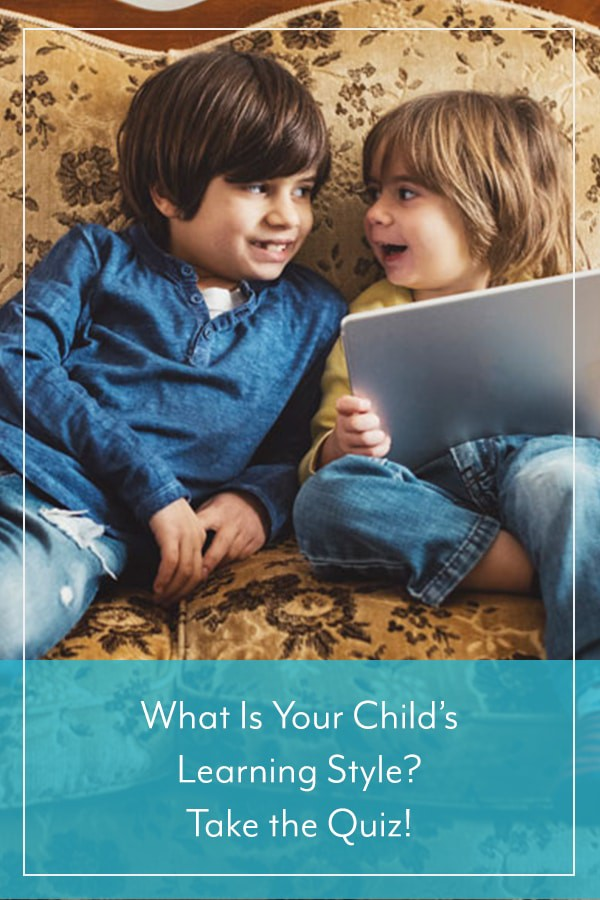 Free Children's Learning Style Quiz