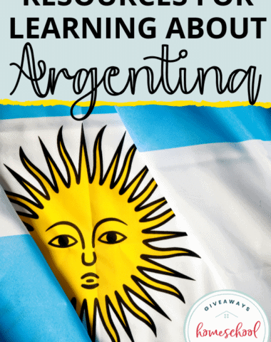 Resources for Learning About Argentina. #Argentinaresources #Argentinaunit #Argentinaprintables