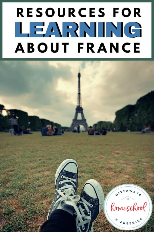 Resources for Learning About France. #allaboutFrance #Franceprintables #Franceresources