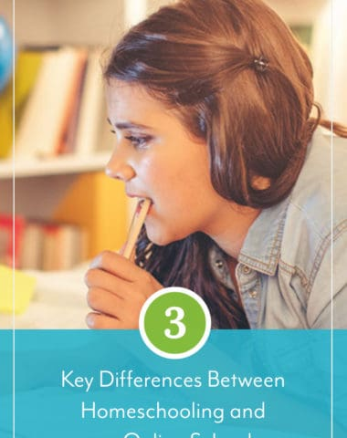 3 Key Differences Between Homeschooling and an Online School