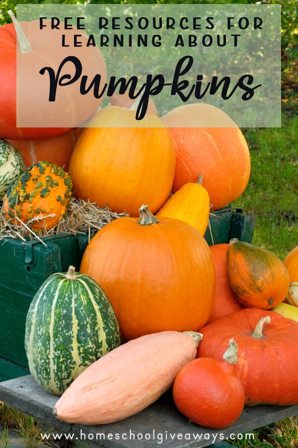 Resources for Learning about Pumpkins