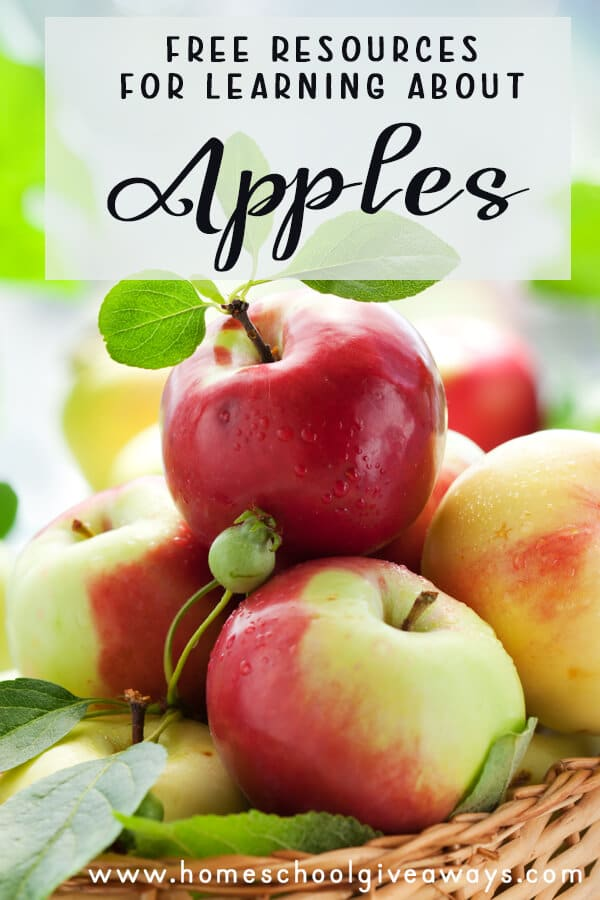 FREE Resources for Learning about Apples