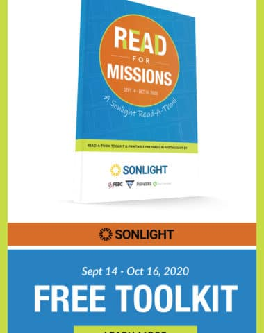 Join Sonlight's 2020 Read-A-Thon with Free Toolkit