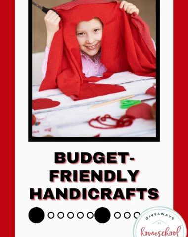 Budget-Friendly Handicrafts. #budgetfriendlyhandicrafts #handicraftsforkids #nocosthandicrafts
