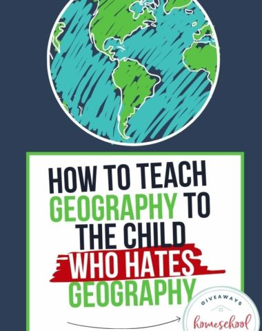 How to Teach Geography to the Child Who Hates Geography. #geographyresources #geographyactivities #geographyfun